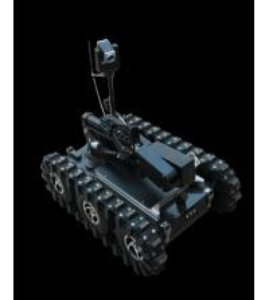 Buy cheap Aluminum Alloy Bomb Disposal Equipment Explosive Ordnance Disposal EOD Robot from wholesalers