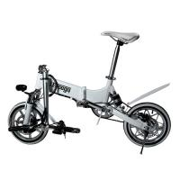 "Wholesale 14"" Non Slip Safe Foldable Electric Bike Endurance 3-4 Hours 25 KM/H Max Speed from china suppliers"
