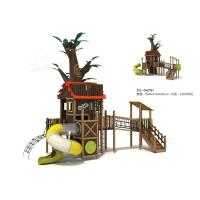 Wholesale Large Children's Tree House Wooden Outdoor Playset African Imported Rose Wood Material from china suppliers