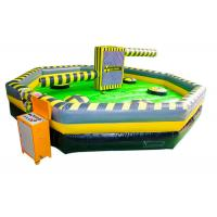 Wholesale Wipe Out Obstacle Course Inflated Fun Games Meltdown Inflatable Challenge from china suppliers