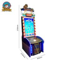 Wholesale Vertical Coin Operated Game Machine With Large Display Screen 110V/220V from china suppliers