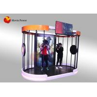 Fire Gun Unique 9D Virtual Reality Room Dynamic Interactive Shooting Game
