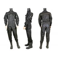 Wholesale Nylon, vulcanized rubber Immersion Survival Dry Suit / Scuba Diving Suits XS M XL for men from china suppliers