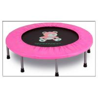 Wholesale Small Size Home use Round Trampoline Bed for Fun /Gym Circuit Trainer Mini Trampoline from china suppliers