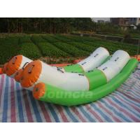 Wholesale Commercial Grade PVC Tarpaulin Inflatable Seesaw / Inflatable Water Totter from china suppliers