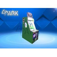 Indoor 1 Player Kids Coin Operated Game Machine / Happy Football Board Game for FEC