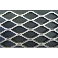 China Decorative Aluminum Expanded Wire Metal Sheet Anti Corrosive Easy Operation on sale