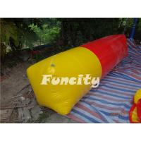 Wholesale Inflatable Sport Games Paintball Bunker with Anchor for Giant Beams from china suppliers