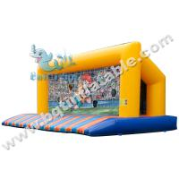 Wholesale Inflatable football goal,inflatable football shooting,Inflatable Interactive Games from china suppliers