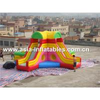 China Home Use Inflatable Slide And Bouncer Combo For Children' S Party Games on sale