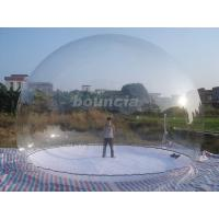 Wholesale Transparent Inflatable Show Ball With Durable PVC Tarpaulin Base from china suppliers