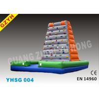 Wholesale Inflatable Sport Games Climbing Wall  for Sports Match, Celebration-YHSG-004 from china suppliers