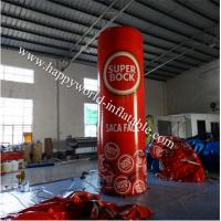 Wholesale Big inflatable Super Bock can replica from china suppliers