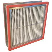Wholesale High Temperature Resistance Oven HVAC Air Filters with Stainless Steel SUS304 Frame from china suppliers