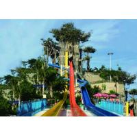 Wholesale Adult High Speed Tall Water Slides from china suppliers