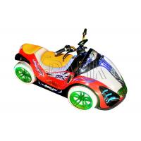 Wholesale Theme park double seats children electric battery motorcycle EPARK factory price sale as new promotion from china suppliers