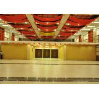 Wholesale Dancing Room Movable Walls Folding Internal Doors For Meeting Room 85mm Panels from china suppliers