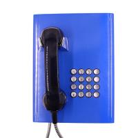 Buy cheap Public Server Vandal Resistant Telephone Rugged Inmate With Volume Control from wholesalers