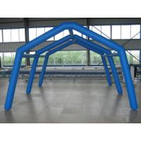 Quality Mobile Earthquake / Disaster Rescue Advertising Inflatables Shape Model Airtight Tent for sale