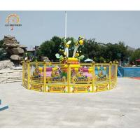 Wholesale Potable Crazy Dance Ride Bee Coffee Cup Rides 220v Voltage 3.5m Height from china suppliers