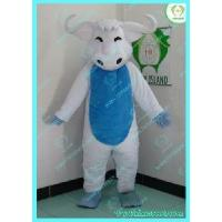 Wholesale Blue Belly Bull Custom Plush Cartoon Costume/Fur Costume from china suppliers