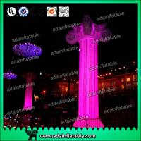 Wholesale Lighting Inflatable Marble Pillar Roman Column from china suppliers