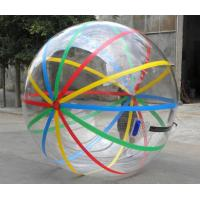 Kids Inflatable Pool Accessproes Water Ball with Color Strips for Play