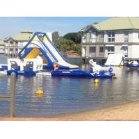 Wholesale Inflatable water amusement park Giant inflatable sea water park from china suppliers