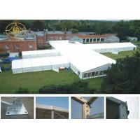 Double Layers Trade Show Tent Professional Portable Art Show Tents