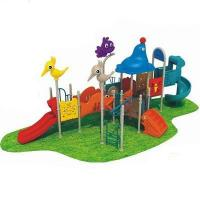 Wholesale Engineering Plastic Outdoor Playground AM-1673A from china suppliers