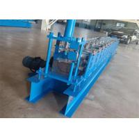 Wholesale Cold Roll Forming Half Round Gutter Machine / Aluminium Gutter Making Machine from china suppliers