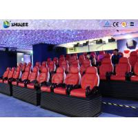 Wholesale Deft Novel Motion 5D Theater Equipment With 12 Special Effects CE ISO9001 from china suppliers
