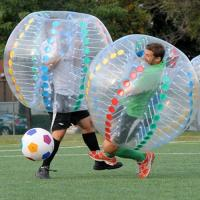 Wholesale soft bubble soccer Good elasticity loopy ball for fun from china suppliers