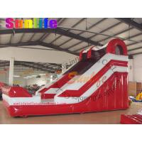 Wholesale inflatable water pool slide from china suppliers