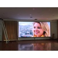 Quality High Brightness Indoor Advertising LED Display P4 HD Video Wall Full Color for sale