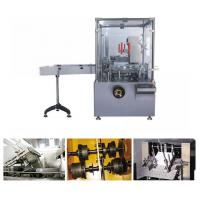 Wholesale Auto AL / PL Blister / Bottle Vertical Cartoning Equipment With 120 Boxes / Minute from china suppliers