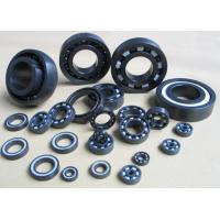 Wholesale Si3N4 Full Ceramic Bearings , Cage Was Made By PTFE , GFRPA66-25 , PEEK , PI , Phonemic Textiles Tube , etc . from china suppliers