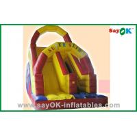 Quality Commercial Childrens Inflatable Bouncer Slide Backyard Inflatable Toys for sale