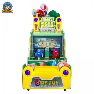 Wholesale 1 Player Shopping Center LCD Coin Operated Game Machine from china suppliers