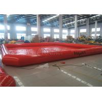 Wholesale Large Multifunctioin Inflatable Water Pool Zorb Ball Swimming Wading Pool from china suppliers