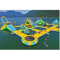 Wholesale Inflatable Floating Water Park Games For Adults chirdren Used from china suppliers