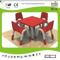 Wholesale Kid Plastic Table and Chair (KQ10183B) from china suppliers