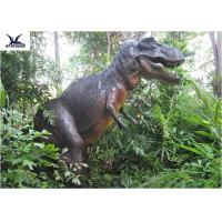 Wholesale Museum Display Animatronic Dinosaur Garden Ornaments 1 - 30 Meters Long CE , RoHS from china suppliers
