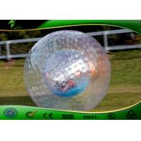 Wholesale Giant Inflatable Human Hamster Ball / Inflatable Human Spheres Buddy Bumper Ball from china suppliers
