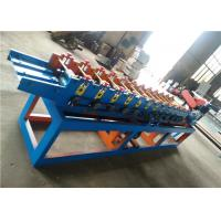 Quality Slats Profile Rolling Shutter Strip Making Machine / Forming Machine Fly Saw for sale