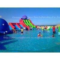 Wholesale Colorful Inflatable Slide Toy for Kids (CY-M2132) from china suppliers