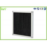 Wholesale Pleated Activated Carbon Air Filter Max Operating Temperature 70°C High Efficiency from china suppliers