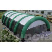 Wholesale Constant Air Inflatable Paintball Arena With Durable Nylon For Commercial Use from china suppliers