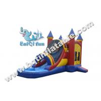 Wholesale Inflatable combo,inflatable bounce with slide,inflatable water slide from china suppliers