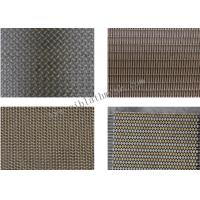 China 0.5mm Wire Dia Stainless Steel Decorative Wire Mesh SS 304 316 20m Length on sale